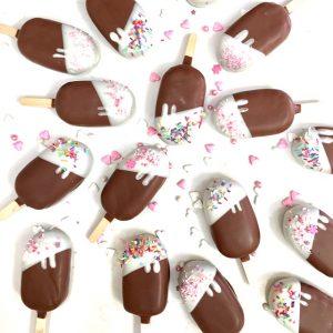Fancy cakepops