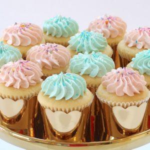 cupcakes desert buffet