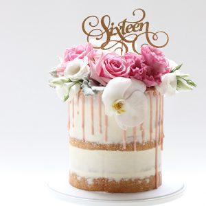 Butterecream Birthday cake